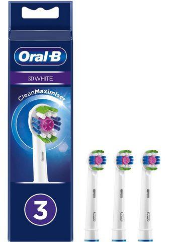 Oral B Aufsteckbürsten »3DWhite CleanMaximise...