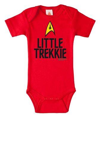 LOGOSHIRT Baby-Body su Star Trek-Motiv