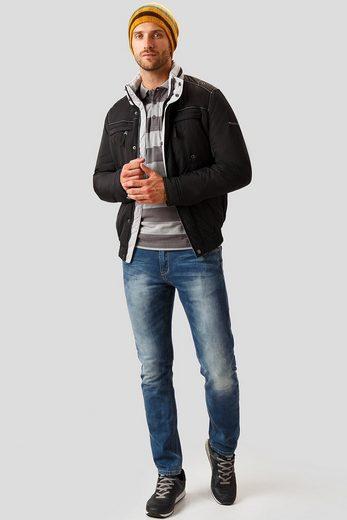 Finn Flare Übergangsjacke in sportlichem Design