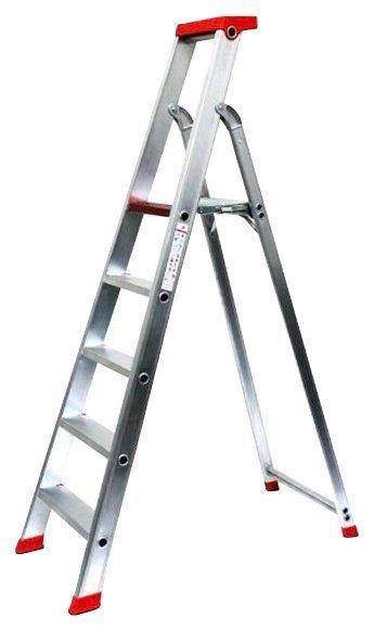 Stehleiter 3|25 m| 5-stufig | Baumarkt > Leitern und Treppen > Stehleiter | SZ METALL