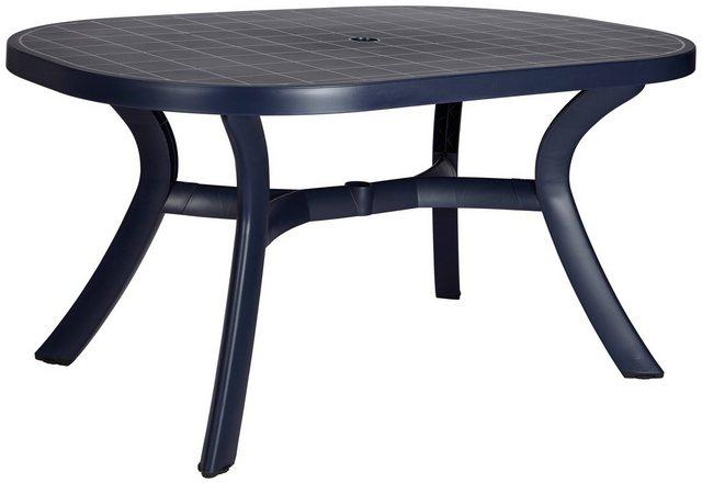 Best Tisch Kansas blau