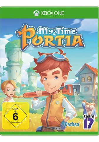 Xbox One My Time At Portia