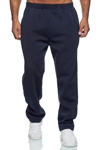 Egomaxx Jogginghose »1193« Herren Jogginghose Cozy Sport Casual Komfort Sweat Pants Relax & Action