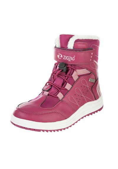 ZIGZAG »PRICA Waterproof« Stiefel mit Schnellschnürsystem
