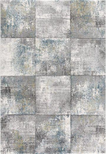 Teppich »Lorena 2903«, Sanat, rechteckig, Höhe 13 mm, handgearbeiteter Konturenschnitt, Wohnzimmer