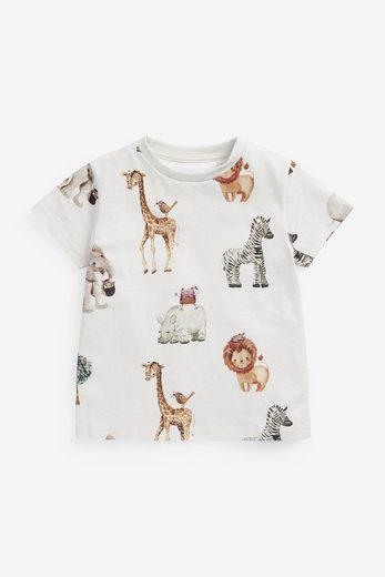 Next T-Shirt »Bedrucktes T-Shirt« (1-tlg)