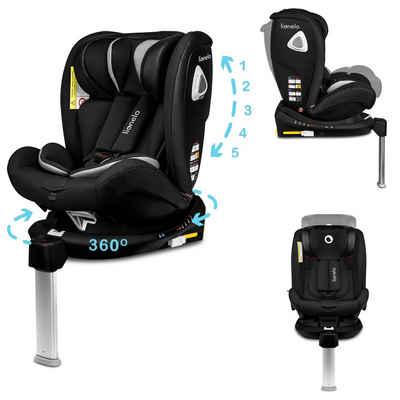 lionelo Autokindersitz »Braam«, 10,90 kg, TÜV SÜD 360° Einstellung Dri-Seat ISOFIX 0-11 Jahre