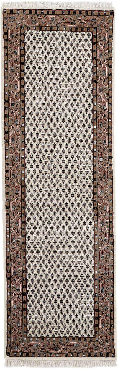 Läufer »Orientteppich Mir«, Woven Arts, rechteckig, Höhe 15 mm, handgeknüpft, Wohnzimmer, reine Wolle