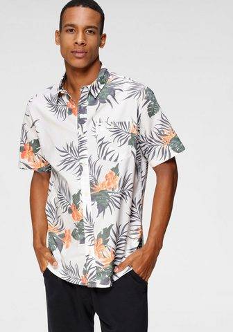 Quiksilver Hawaiihemd »BLACK PARADISE EXPRESS«