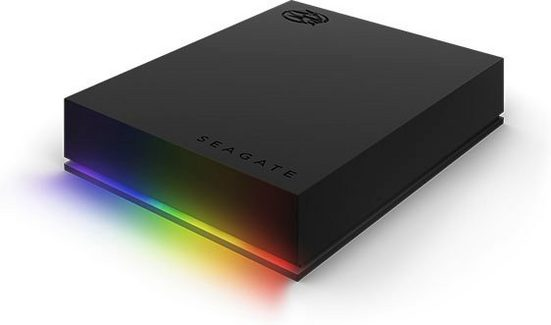 Seagate »FireCuda Gaming HDD« externe Gaming-Festplatte (1 TB)