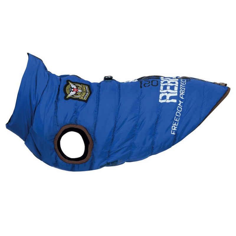TRIXIE Hundemantel »SaintMalo Geschirr blau«