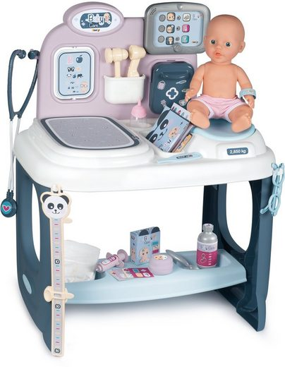 Smoby Puppen Pflegecenter »Baby Care, Center«, Made in Europe