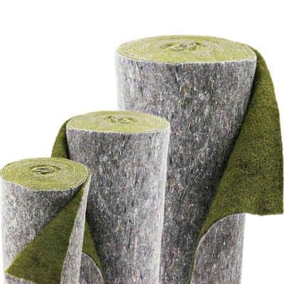 Aquagart Bodenschutzvlies »8m x 1m Ufermatte grün Böschungsmatte Teichrandmatte für die Teichfolie«