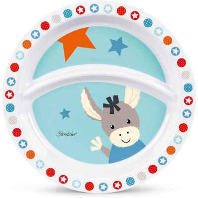 Sterntaler® Kindergeschirr-Set »Teller Emmi«