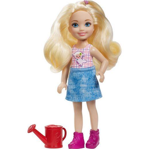 Mattel® Anziehpuppe »Barbie Farm Chelsea Puppe 1«