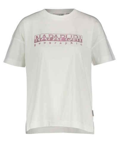 "Napapijri T-Shirt »Damen T-Shirt ""Silea""«"