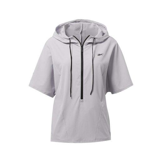 Reebok Sweatjacke »United by Fitness Woven Pullover«
