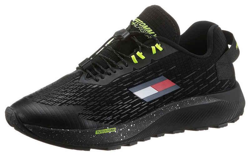 Tommy Hilfiger Sport »TS TRAIL WOMEN 2« Keilsneaker mit Neon-Details