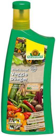 Neudorff Pflanzendünger »BioTrissol VeggieDünger«, Flüssigdünger, 1 l