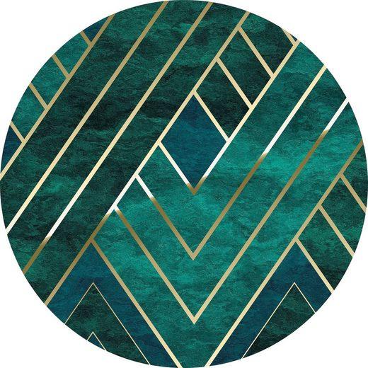 Komar Vliestapete »Jade«, glatt, abstrakt, (1 St)