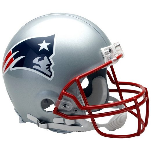 Riddell Sammelfigur »VSR4 Authentic Football Helm New England Patriots«