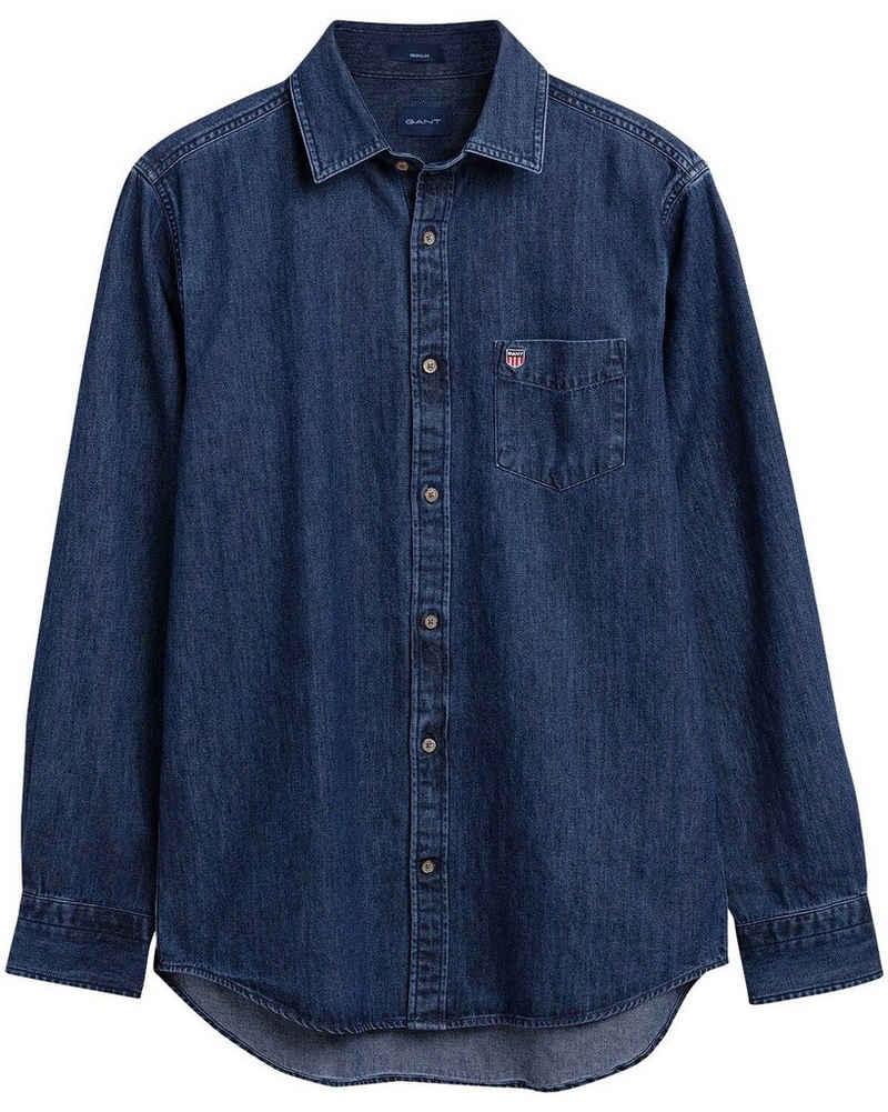 Gant Hemd »Jeanshemd«