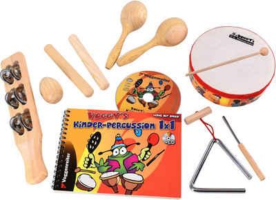 Voggenreiter Percussion-Set »Voggys Percussion«