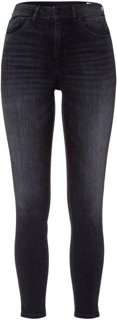 Hosen - Cross Jeans® Ankle Jeans »Judy« Schmale Ankle Form › grau  - Onlineshop OTTO