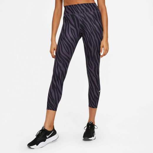 Nike Trainingstights »Nike One 7/8 Printed Women's Icon C«