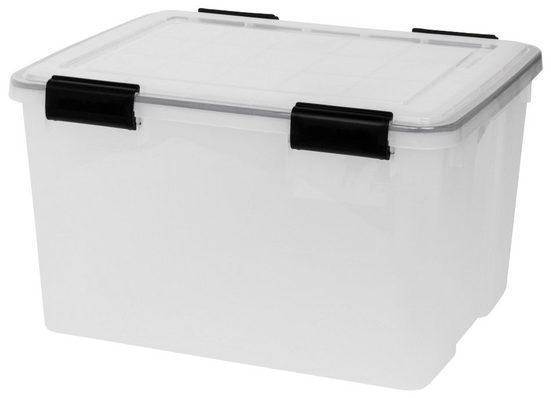 Kreher Aufbewahrungsbox, (B/T/H): ca. 36x55x27 cm