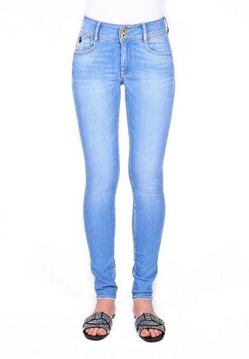 Le Temps Des Cerises Bequeme Jeans »PULPHISL« mit leichter Waschung