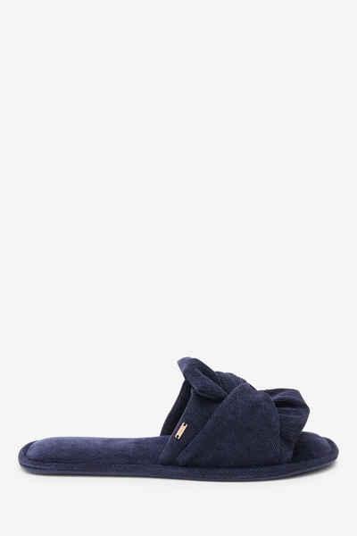 Next »Hausschuhe mit Zierschleife« Hausschuh (1-tlg)