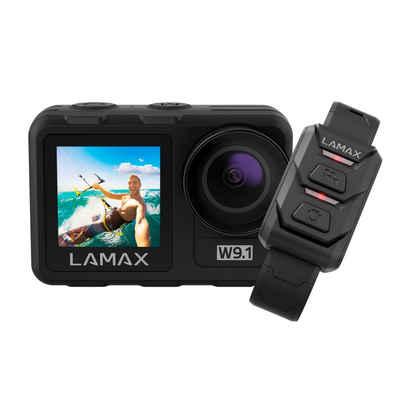 LAMAX »LAMAX W9.1 4K« Action Cam (mit Touchdisplay)