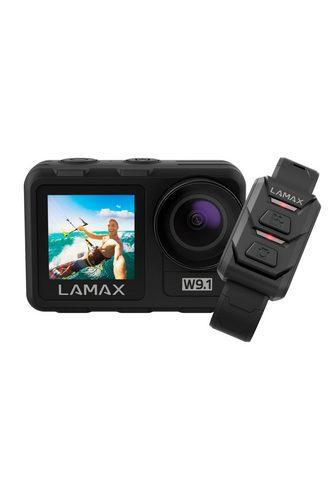 LAMAX » W9.1 4K« Action Cam (mit Touchdispla...