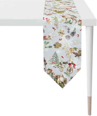 APELT Tischband »3610 Winterwelt« (1-tlg), Digitaldruck