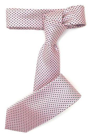 Seidenfalter Krawatte »Seidenfalter 6cm Krawatte im sommerlichen Punkt-Design«