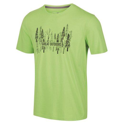 Regatta T-Shirt »Breezed« T-Shirt