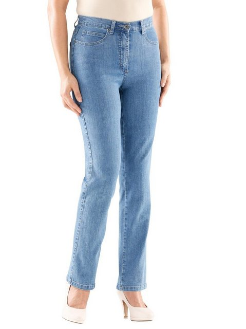 Hosen - Casual Looks 5 Pocket Jeans › blau  - Onlineshop OTTO