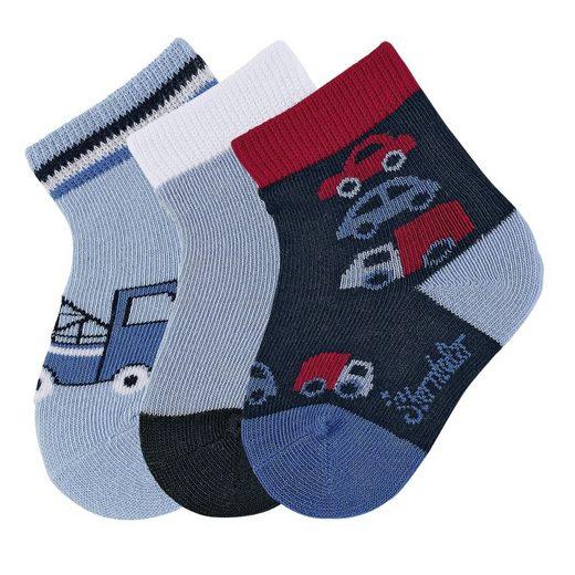 Sterntaler® Socken Baby Socken 3er Pack
