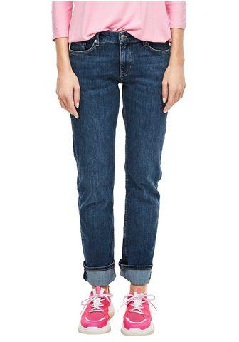 s.Oliver Regular-fit-Jeans »Karolin« straight l...
