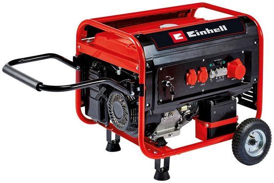 Einhell Stromerzeuger »TC-PG 55/E5«, 7,5 in kW, (1-tlg)