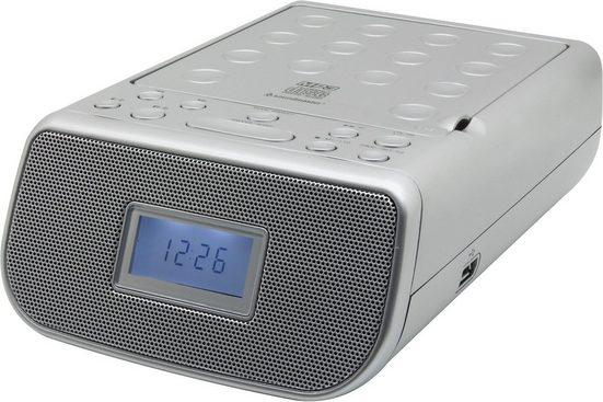 Soundmaster »CD/MP3 Stereo Uhrenradio mit USB« Radiowecker