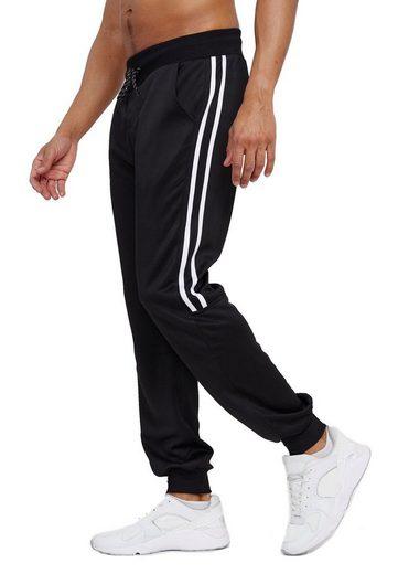 Max Men Jogginghose »3597« Herren Basic Jogger Sport Trainingshose Sport Hose Taschen