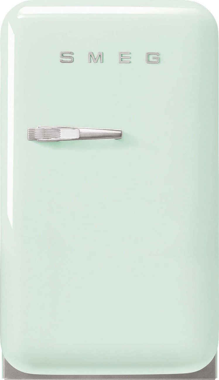 Smeg Kühlschrank FAB5RPG5, 71,5 cm hoch, 40,4 cm breit