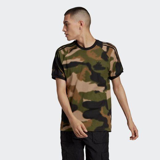 adidas Originals T-Shirt »CAMO AOP CALI TEE«