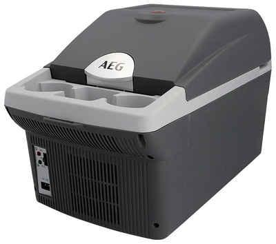 AEG Kühlbox Bordbar BK16, 16 l, Thermoelektrische Kühl- / Warmhaltebox – keine Kühlakkus erforderlich