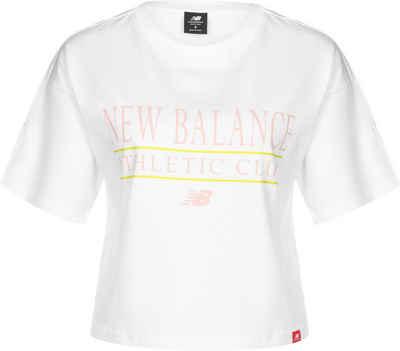 New Balance Tanktop »Essentials Athletic Club Boxy«