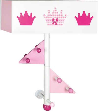 roba® Garderobenleiste »Krone«, zur Beferstigung an der Wand
