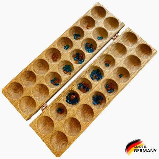Madera Spielzeuge Spiel, Strategiespiel »Hus Bao Eichenholz«, Made in Germany