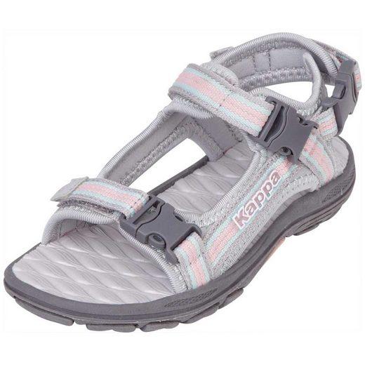 Kappa »RUSHEEN KIDS« Sandale mit praktischen Steckschließen